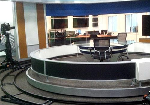 KKTV News Studio